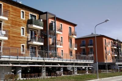 Progetto Case Preturo, piove acqua negli appartamenti