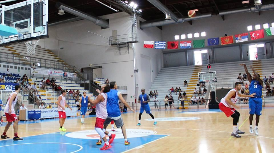 "Basket: Sharks pronti per il Memorial ""Nino Di Annunzio"""