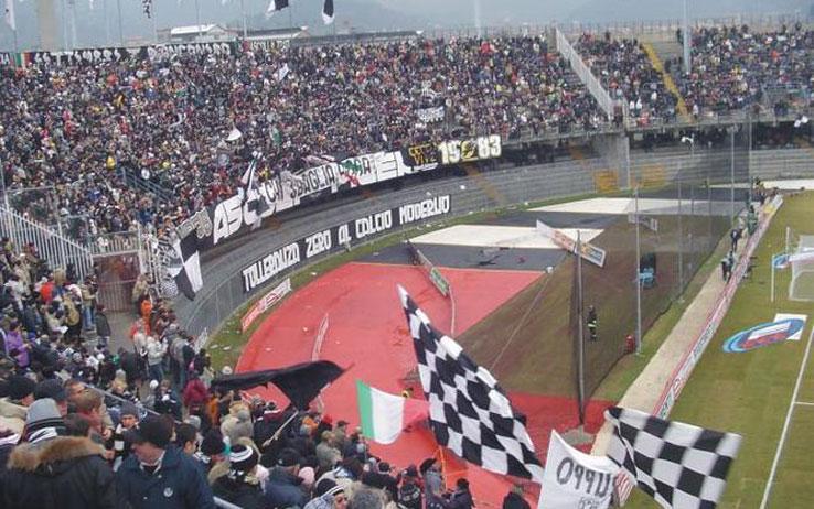 Serie B Ascoli Entella- Ecco il finale del recupero