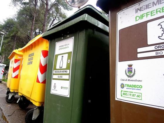 Montesilvano: Tradeco, oggi sciopero raccolta rifiuti