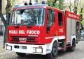 Capistrello: incendio in casa, salvo 78 enne