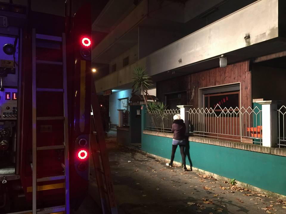 Chieti: a fuoco pub Cohiba, titolare aggredita un mese fa