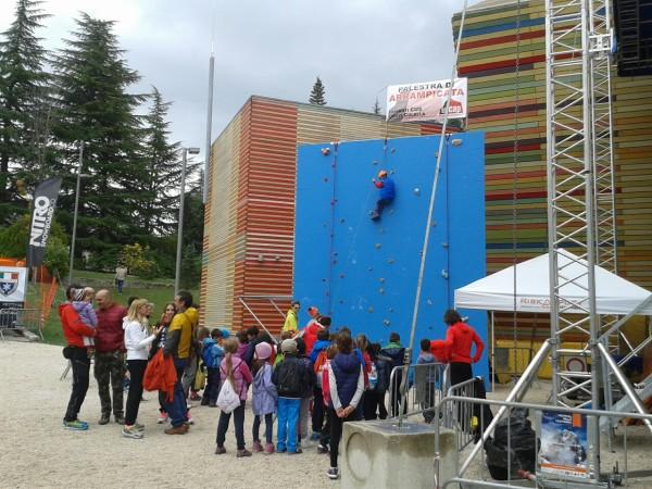 Festival della montagna tra arrampicata e letteratura