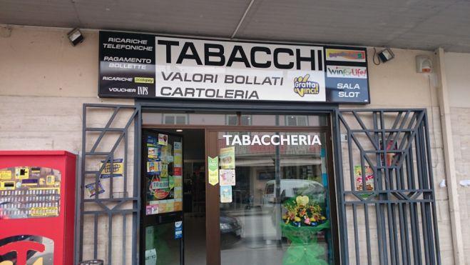 A Pescara tabaccherie nel mirino dei ladri