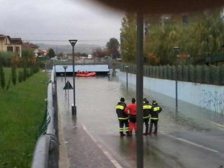 Sottopasso Fontanelle a Pescara: Riprendono i lavori