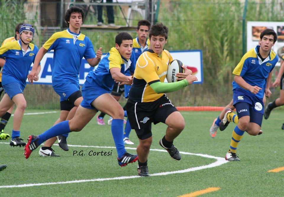 Sambuceto nell'Olimpo del Rugby Nazionale Giovanile