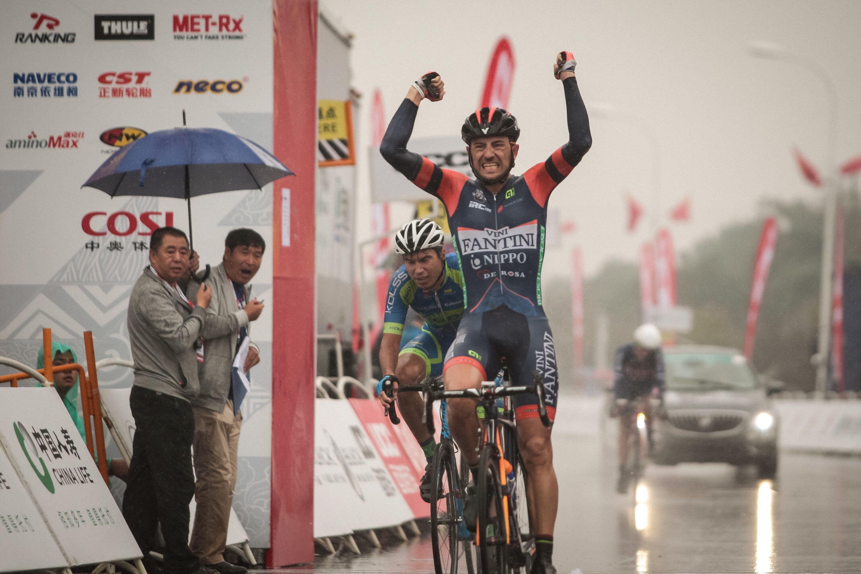 Tour of China: Colli conquista tappa e maglia