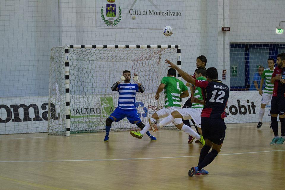 Montesilvano Calcio 5: a Rieti a caccia di riscatto