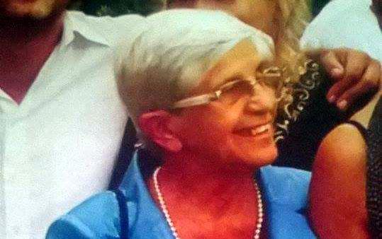 Donna scomparsa a Morro d'oro: Appello dei familiari