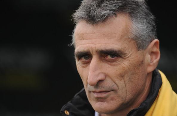 Serie B: la Pro Vercelli cambia tecnico