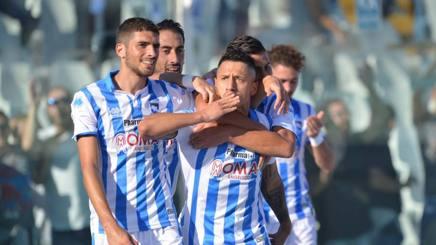 Ascoli Pescara : cresce l'attesa