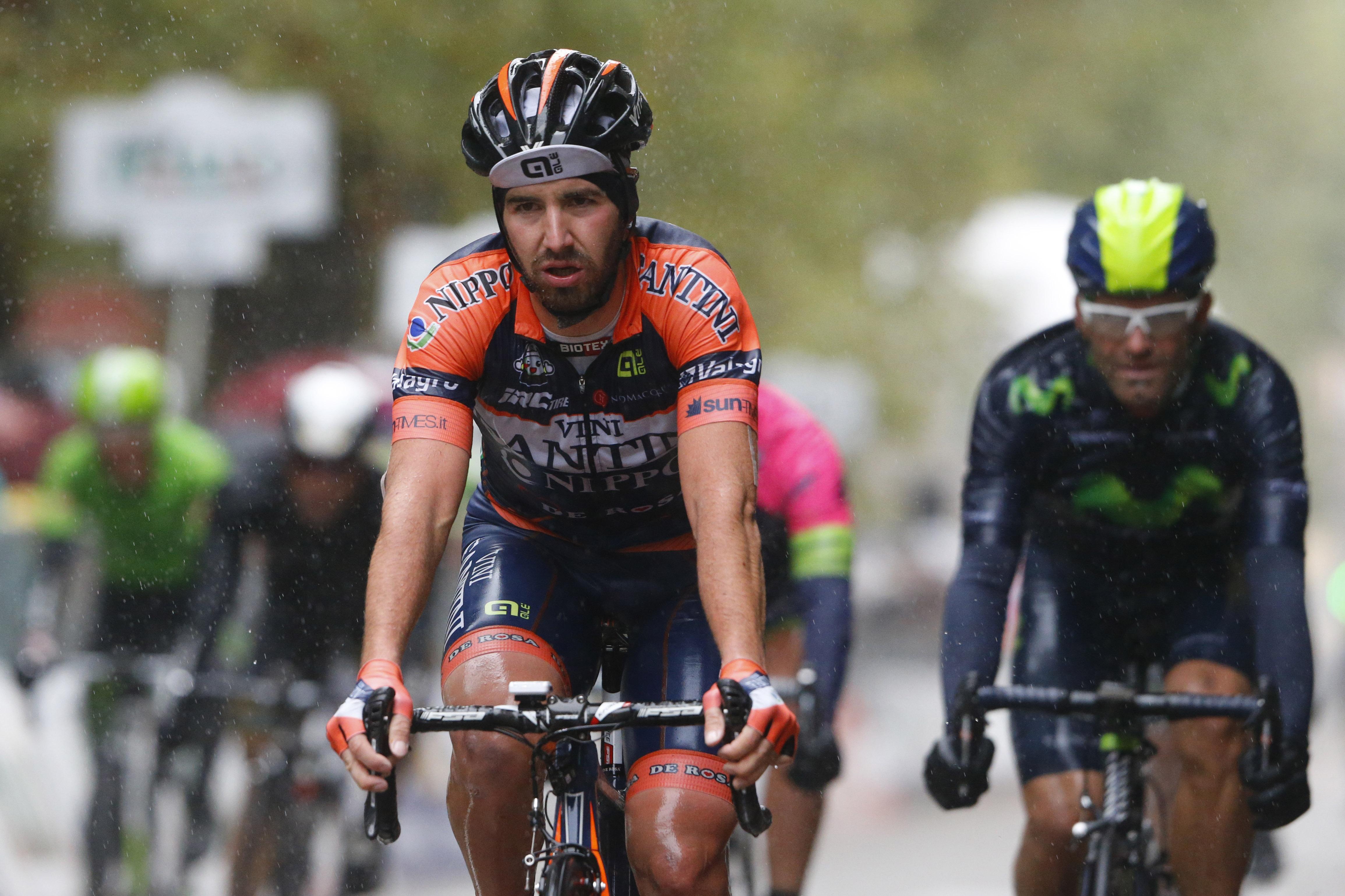Ciclismo Gran Piemonte: Grosu sfiora il podio