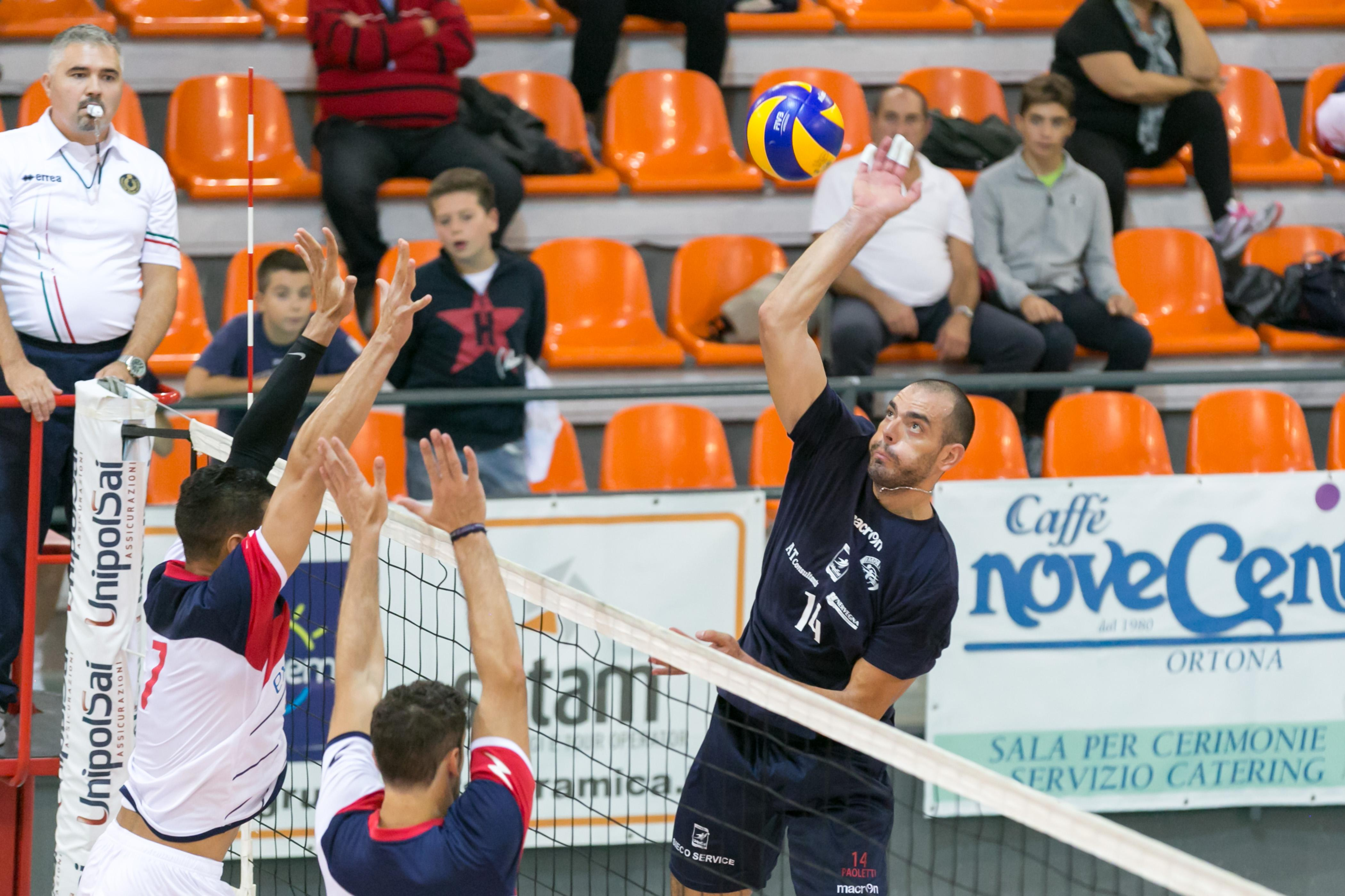 Volley: Impavida Ortona pronta al debutto