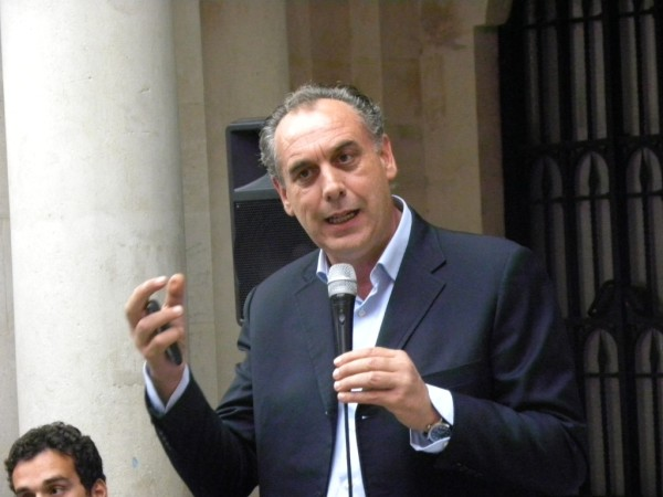 """Legnini: """"Rispetto reciproco tra politici e magistrati"""""""