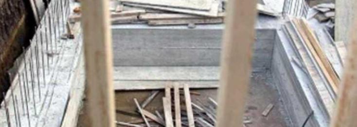 Incidente sul lavoro ad Avezzano: Operaio cade da impalcatura
