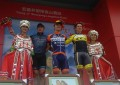 Tour of China: volata vincente di Marini