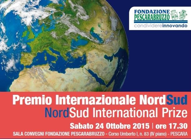 Premio Internazionale NordSud, i vincitori della 7°edizione