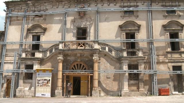 """Palazzo Ardinghelli a L'Aquila: """"Sarà sede del Maxxi"""""""