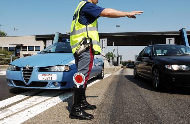 Autotrasportatore abusivo fermato a Tortorteto
