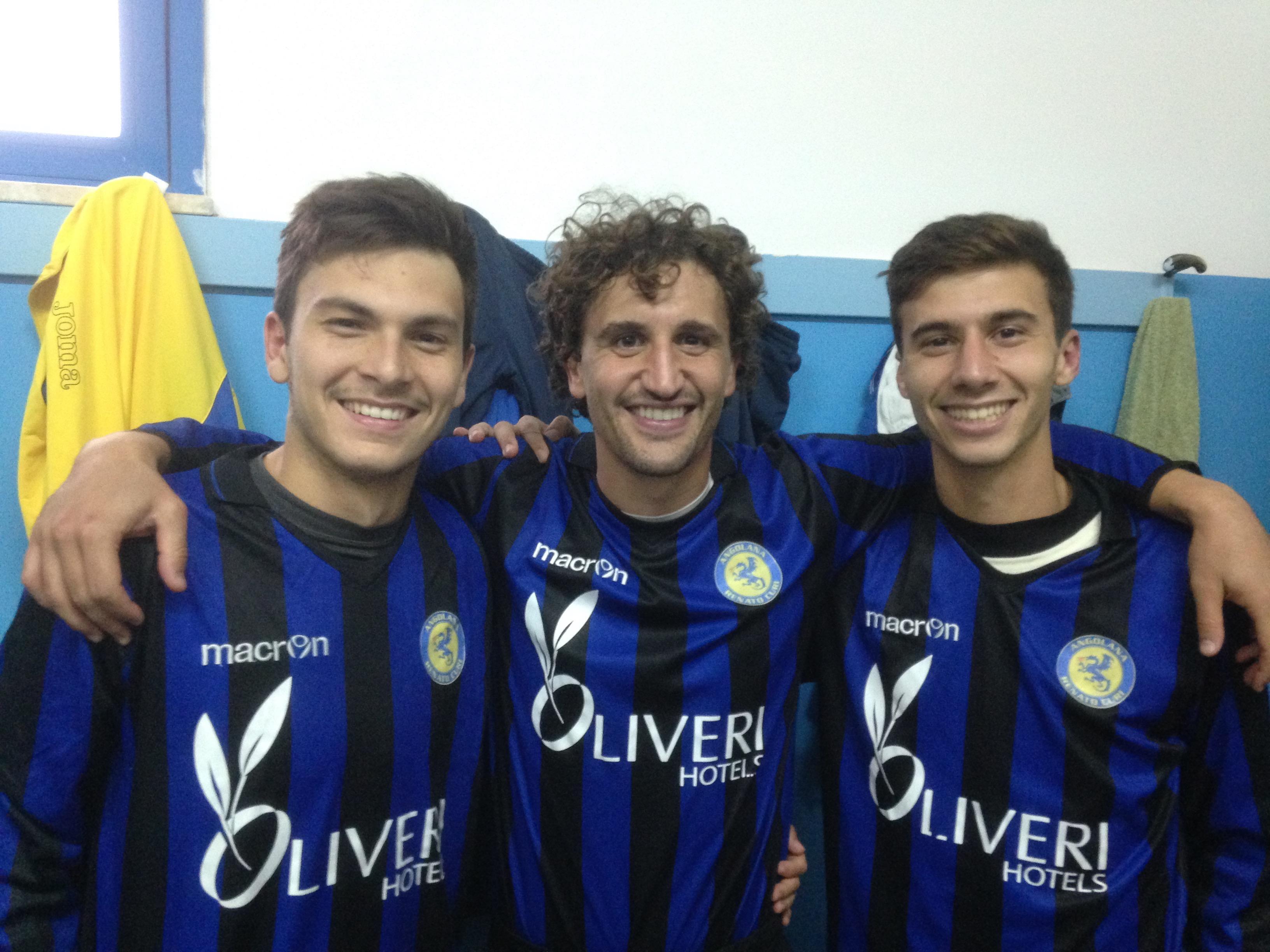 Coppa Italia Abruzzo: Paterno-R.Curi Angolana  1-2