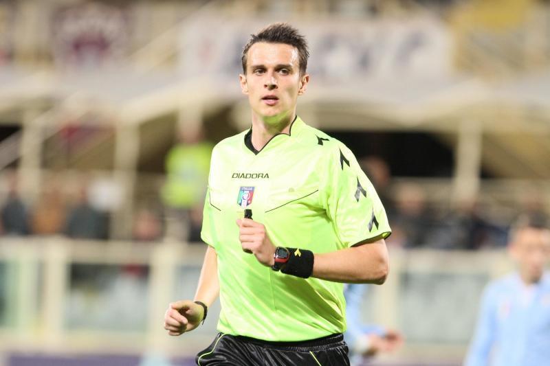 Pescara Pro Vercelli: ecco l'arbitro