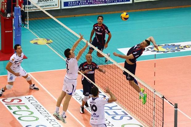 Volley: al via la Sieco Service Cup