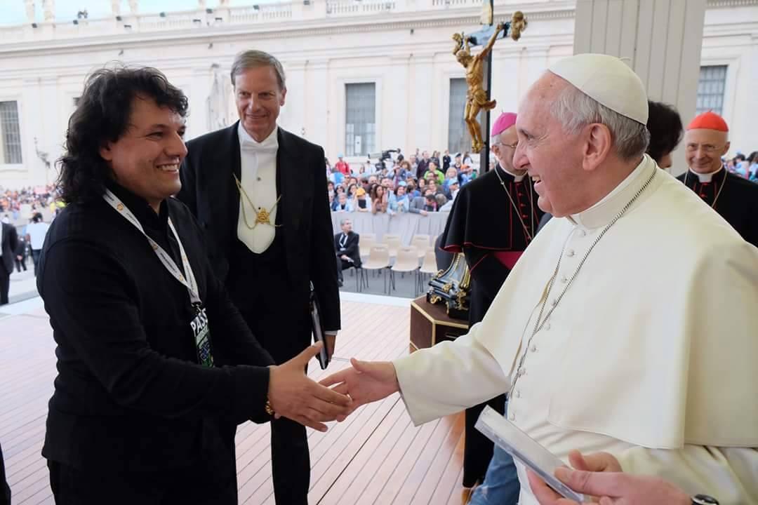 Rom e Sinti: l'Alexian Group lunedì dal Papa