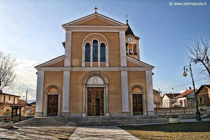 Ladri in Chiesa ad Avezzano: I sospetti del Parroco