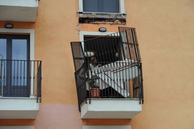 Terremoto: L'Aquila, 37 indagati per crollo balcone