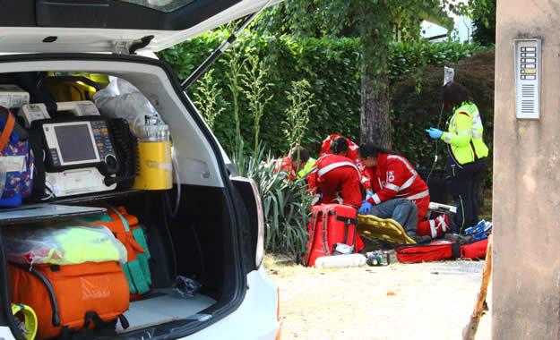 Incidente agricolo a Villa S.Maria: Muore cadendo da un albero