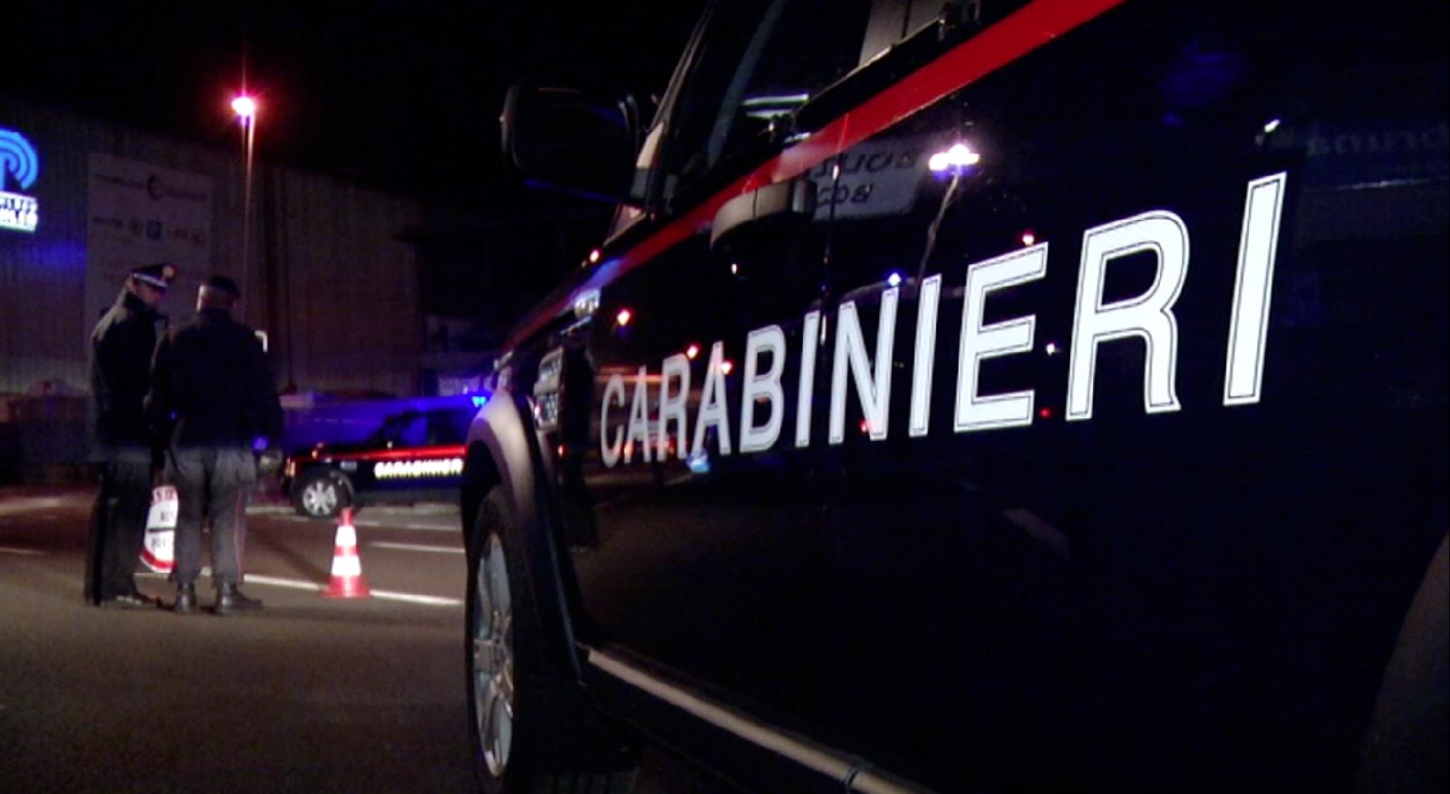 Pescara: 6 arresti in un'operazione dei carabinieri