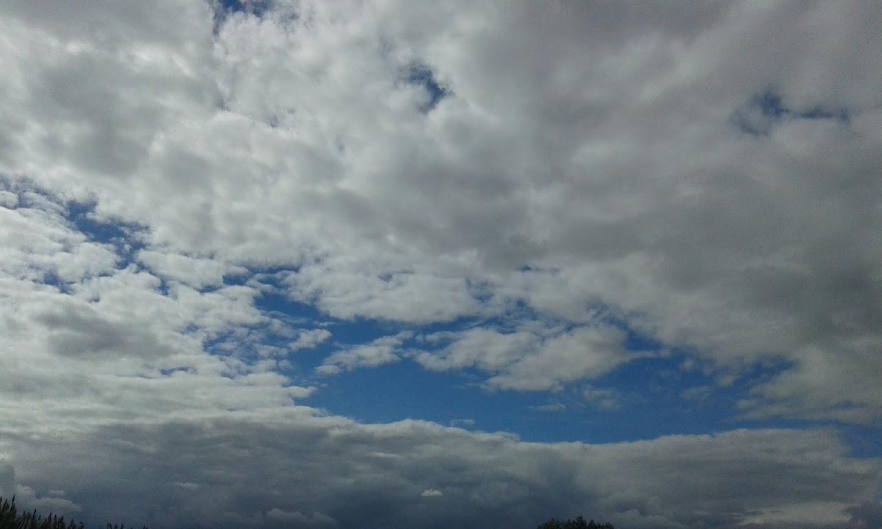 Meteo Abruzzo, pioggia e nubi sulla regione