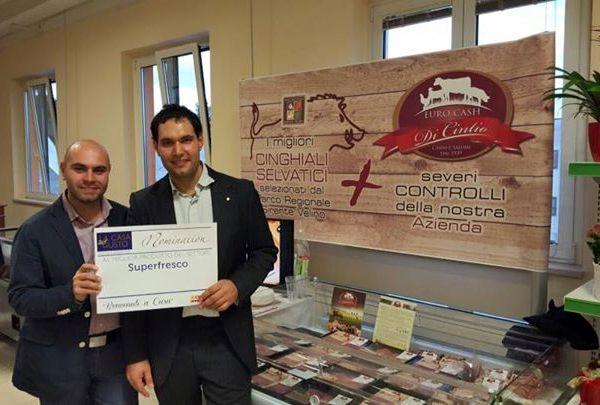 Cinghiali, in Abruzzo premiata la carne del Parco