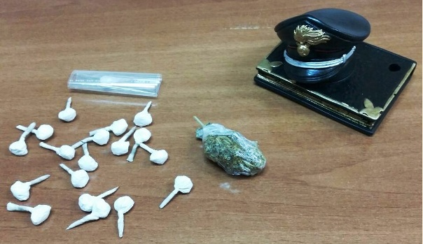 "Arrestato spacciatore a Pescara: cocaina per la ""movida"""