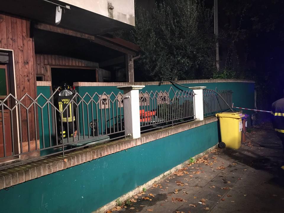 Chieti: incendio al Cohiba, non si esclude dolo