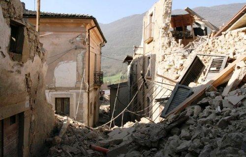Ricostruzione 'cratere', lavori per 126 milioni
