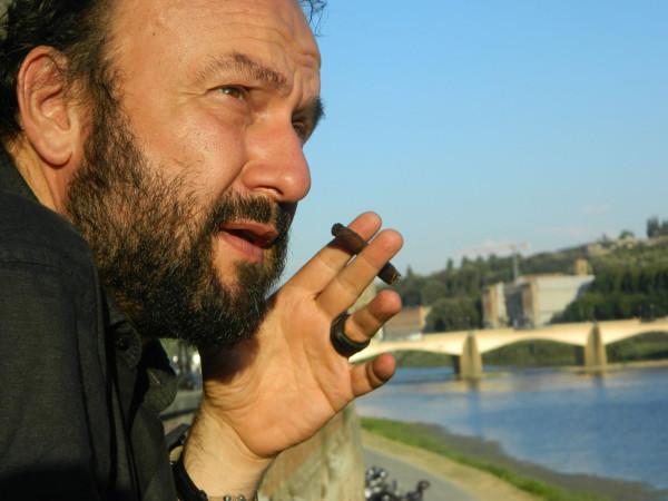 Il poeta e la donna, Davide Rondoni a Pescara