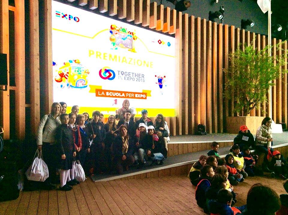 Expo 2015 premia la scuola Aterno-Manthoné di Pescara