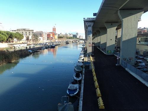Pescara, c'è puzza di sansa…ma non fa male