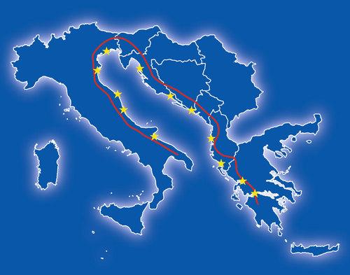 Macroregione adriatico-ionica: convegno sulla Maestrale