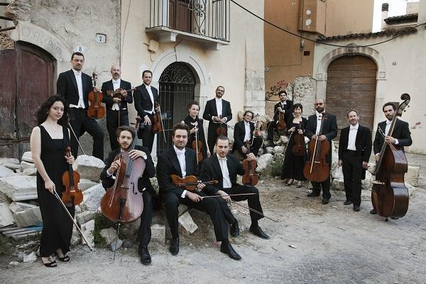 I Solisti Aquilani in concerto all'Auditorium del Parco