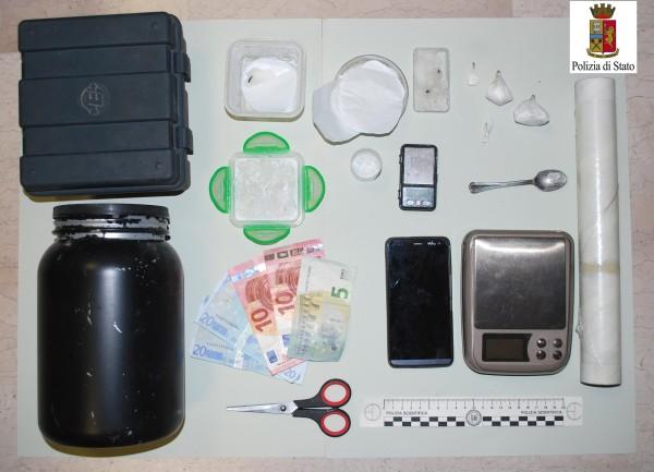 Spaccio in centro ad Avezzano: arrestato dopo inseguimento
