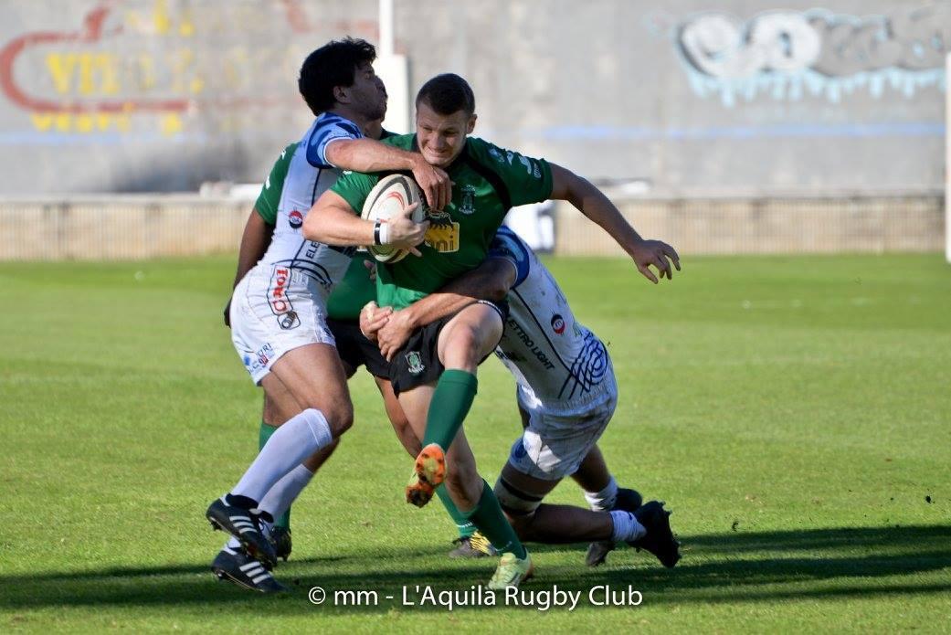 Rugby: L'Aquila nella tana del Rovigo