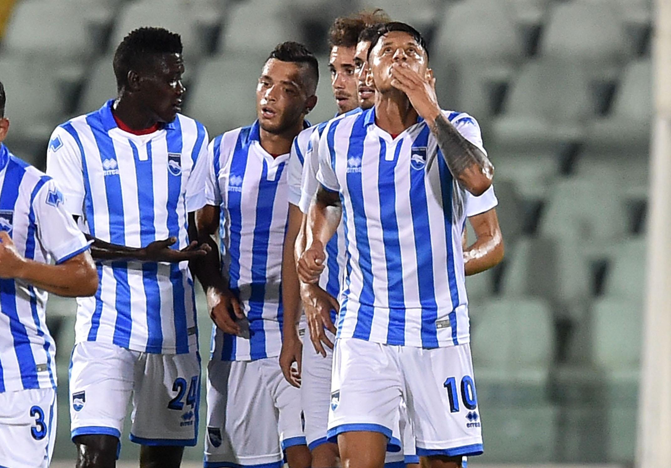 Pescara calcio, si riparte
