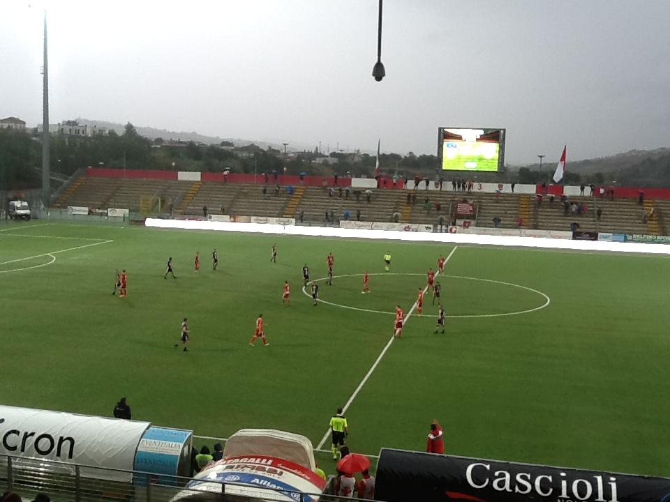 Lega Pro: Teramo Lupa Roma, aggiornamenti