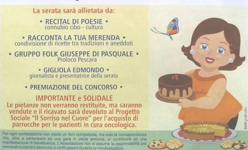 """Domani """"merenda"""" per le parrucche oncologiche a Pescara."""