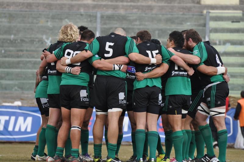 Rugby, L'Aquila Mogliano al Fattori