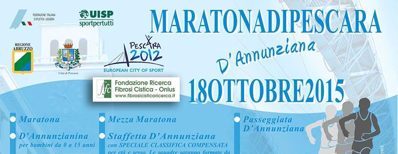 Pescara: Maratona Dannunziana, tutte le strade chiuse