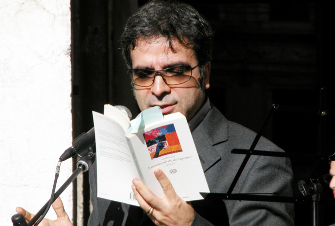 Pescara, Marcello Fois in libreria