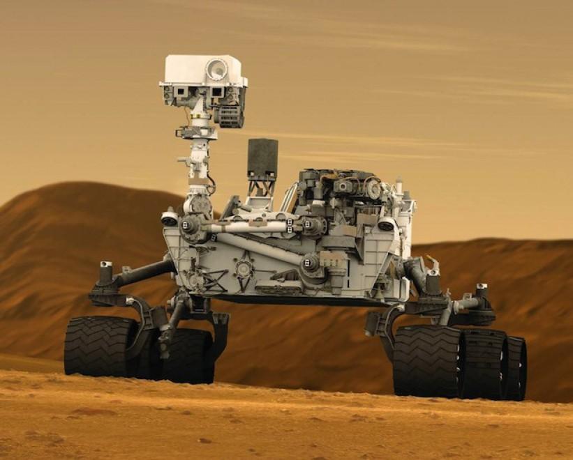 """Marte a """"traffico limitato"""", parla esperto Ud'A su """"vita"""" aliena"""